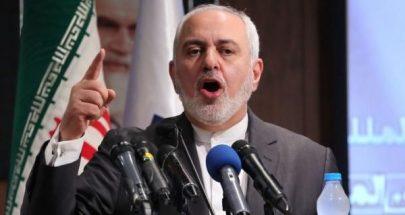 """ظريف: مواقف بعض البلدان العربية فتحت الباب لإعلان """"صفقة القرن"""" image"""