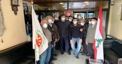 نقيب سواقي الشمال: اجتماع لبحث إجراءات الوقاية من كورونا image