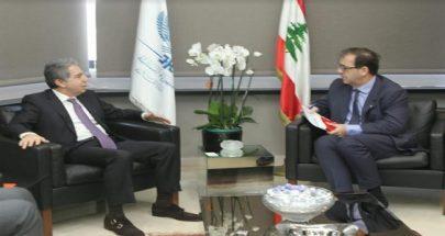 فرنسا إلى جانب لبنان... فوشيه: ندعو الحكومة إلى تنفيذ الاصلاحات image
