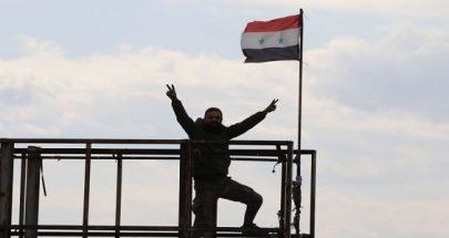 بالفيديو فرحة في حلب: الجيش السوري يحرر القرى والبلدات غرب المدينة image