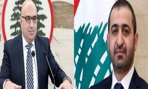 بالصورة... غسان عطالله يدعي على شارل جبور: القضاء بيننا يا وزير التهجير image