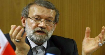 لاريجاني: حزب الله سند للبنان... وهو رأس مال كبير image