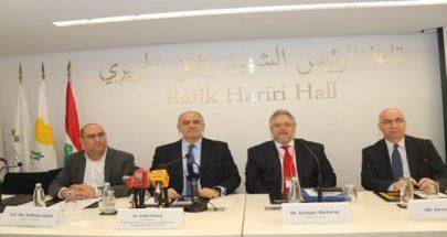 المؤتمر الثاني لرجال الاعمال العرب-القبرصيين في غرفة التجارة والصناعة والزراعة image