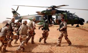 وفاة جندي فرنسي في بوركينا فاسو image