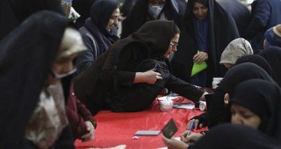 تقدم المرشحين المنتمين للحرس الثوري الإيراني في الانتخابات البرلمانية image