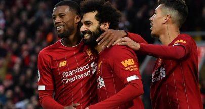 ليفربول قد يتوج بلقبين للدوري الإنجليزي في العام 2020 image
