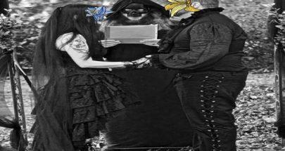 ملابس مرعبة وتزيين المقابر... حفل زفاف غريب عجيب داخل مقبرة أطفال! image