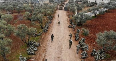 """أنقرة """"وحيدة"""" في """"نار إدلب"""": مقتل أكثر من 30 عسكريا تركيا في غارة واحدة! image"""