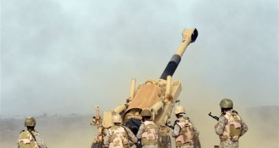 الدفاعات الجوية السعودية تعترض وتدمر عدة صواريخ أطلقت من اليمن image