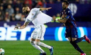 موراليس يقود ليفانتي لإسقاط ريال مدريد من صدارة الليغا image