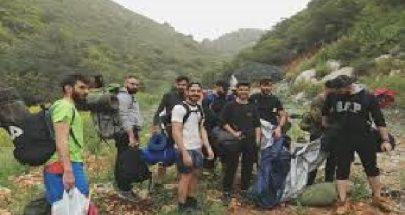 انقاذ 3 شبان احتجزوا في وادي بلدة فيع image
