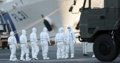 أستراليا تجلي 200 مواطن من السفينة المحتجزة في اليابان image
