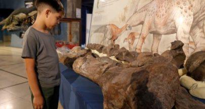 عاش قبل 90 مليون عام.. نوع جديد من الديناصورات image