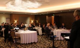 "اجتماع لعرض ومناقشة مخرجات مشروع ""الفاو"" تحسين نظام رصد موارد المياه image"