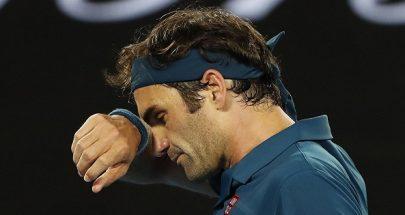 روجر فيدرير يغيب عن بطولات التنس القادمة image