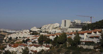 نتانياهو ينوي بناء وحدات استيطانية جديدة بالضفة الغربية image