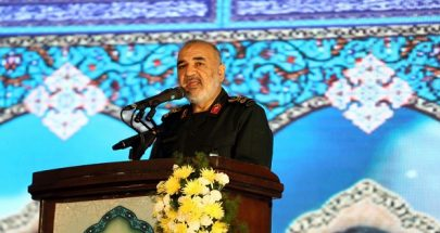 """قائد الحرس الثوري: الظروف ليست مؤاتية الآن لـ""""محو إسرائيل"""" image"""