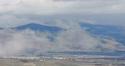 قذائف داخل مزارع شبعا المحتلة... ومناورات للجيش الاسرائيلي! image