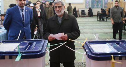 قائد فيلق القدس يدلي بصوته في الانتخابات (صور) image
