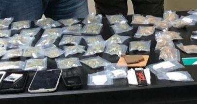 """في كسروان: مروجا مخدرات في قبضة """"الامن"""" image"""