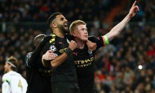 مانشستر سيتي يصعق ريال مدريد بدوري الأبطال image