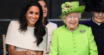 ميغان ماركل تتحدى الملكة اليزابيت وتعارض قراراً ملكياً image