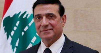 نجار اطلع على ملفات وسير عمل وزارة الاشغال image