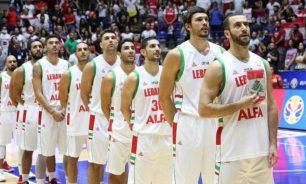 لبنان يفوز على العراق في تصفيات كأس آسيا لكرة السلة image