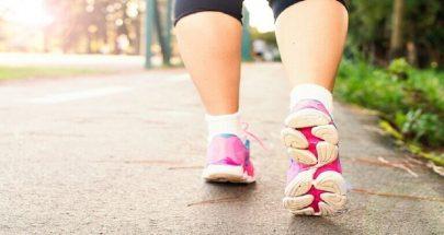 دراسة جديدة تكشف علاقة المشي 10 آلاف خطوة بفقدان الوزن image