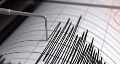 زلزال بقوة 5.8 درجة يضرب منطقة الحدود الإيرانية التركية image