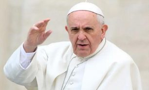البابا فرنسيس ترأس قداس أحد الشعانين منفردا والصحافة الإيطالية أشادت به image