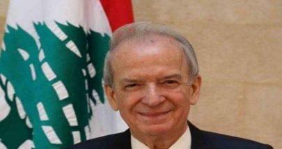حماده هنأ أمير الكويت الجديد: له في قلوب اللبنانيين كل تقدير image