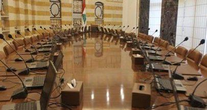 جلسة لمجلس الوزراء للبحث في اقتراحات عودة اللبنانيين من الخارج image