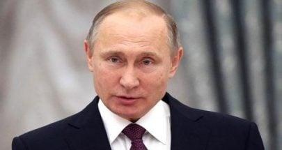 بوتين يؤكد لرئيس وزراء أرمينيا على ضرورة وقف القتال في قره باغ image