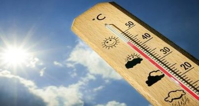 درجة الحرارة تتخطى الـ30... إليكم طقس الأيام المقبلة image