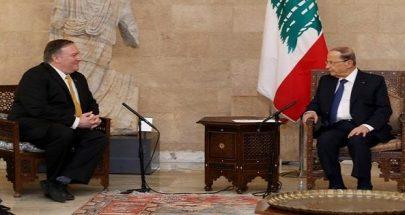 لبنان بين خيارين وهذا ما تريده واشنطن image