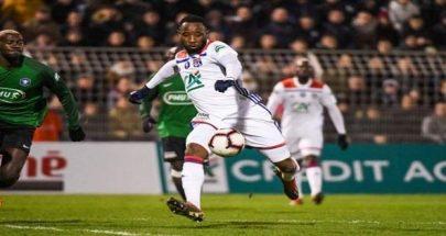 كأس فرنسا: ليون يعبر الى دور الـ 32 بفوزه على بورج فوت image