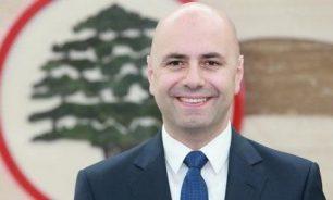 حاصباني: إقرار قانون آلية التعيينات خطوة اصلاحية كبيرة image