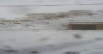 الطقس العاصف في راشيا والبقاع الغربي خلف أضرارا جسيمة image