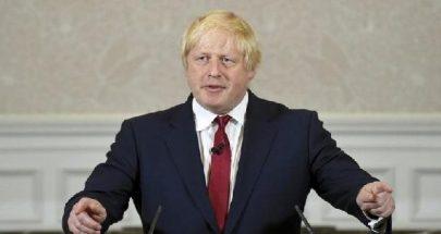 الحكومة البريطانية تكشف وضع جونسون في العناية المركزة image
