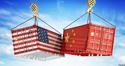 اختتام محادثات التجارة الأميركية-الصينية image