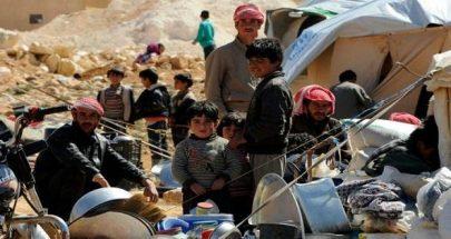 معالجات جديدة لملف النازحين بالتنسيق مع المعنيين وسوريا image