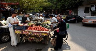 التضخم السنوي بمصر يتراجع إلى 11.1 بالمائة في كانون الأول image