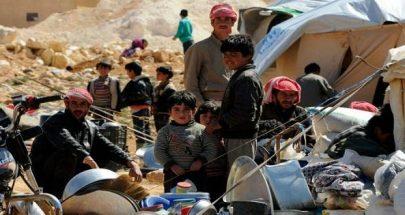 """الحريري... """"دبّروا حالكم مع النازحين والنظام السوري"""" image"""