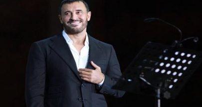 """بعد غياب عامين.. كاظم الساهر يعود للحفلات في """"إكسبو دبي"""" image"""
