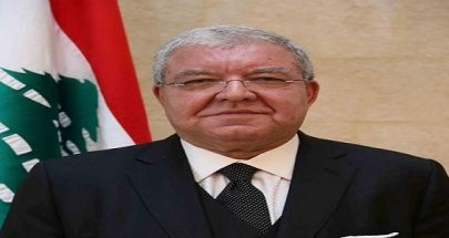 المشنوق استقبل الوزير السابق فتفت ونجله النائب سامي وفارس سعيد image