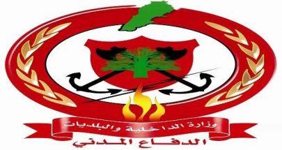 وقفة لمتطوعي الدفاع المدني في الهرمل للمطالبة بتثبيتهم image