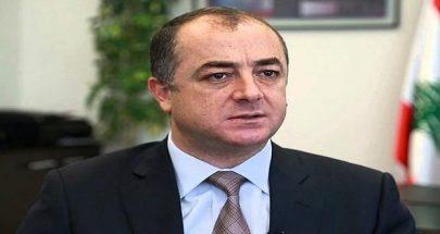 بو صعب: نحن على اتصال مع سوريا ولكل وزير الحرية بزيارتها image