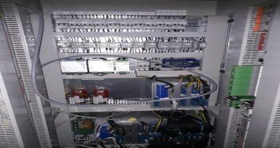 مصلحة الليطاني مستمرة باعمال تركيب اجهزة التحريض الجديدة في معمل عبد العال image