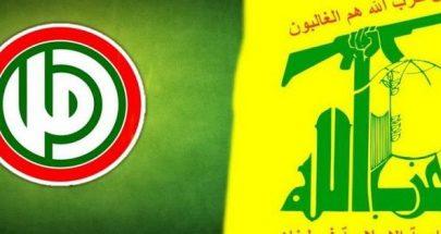 أمل نجحت بالبقاء... حزب الله إلى الدولة در! image